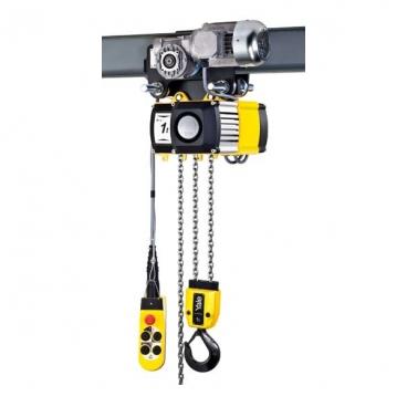 CPVF 10-8-Wciągnik łańcuchowy z napędem elektrycznym