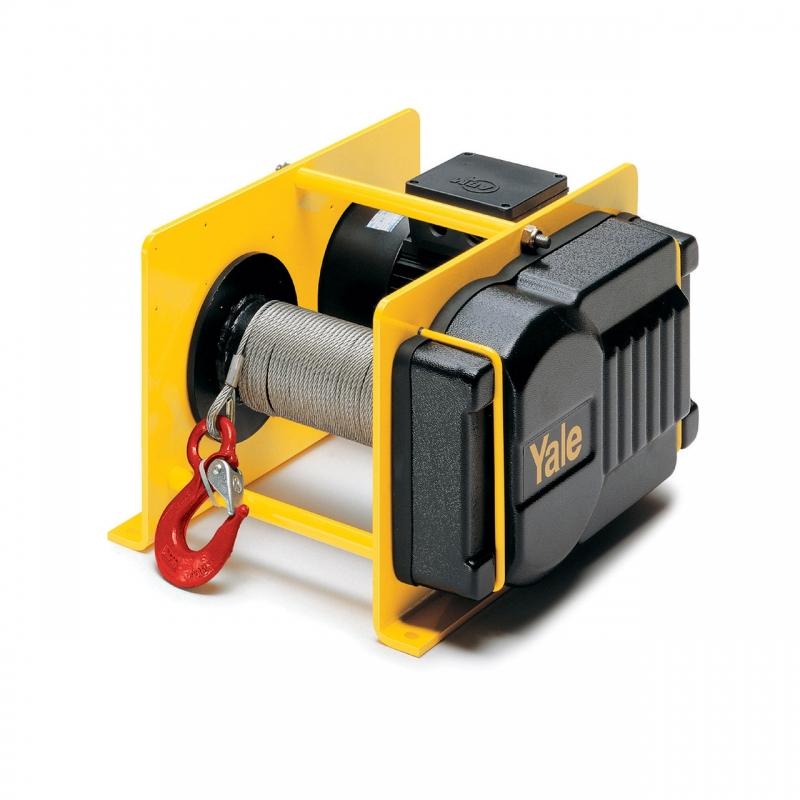 Zdjęcie / RPE 2-13 - Elektryczna wciągarka linowa