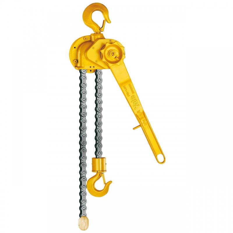 Zdjęcie / C85 750-Wciągnik łańcuchowy z napędem ręcznym dźwigniowym