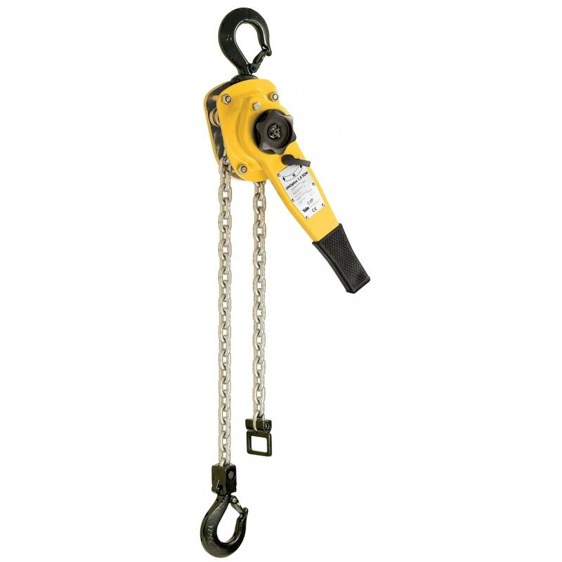 Zdjęcie / UNOplus 3. 000 - Wciągnik łańcuchowy z napędem dźwigniowym