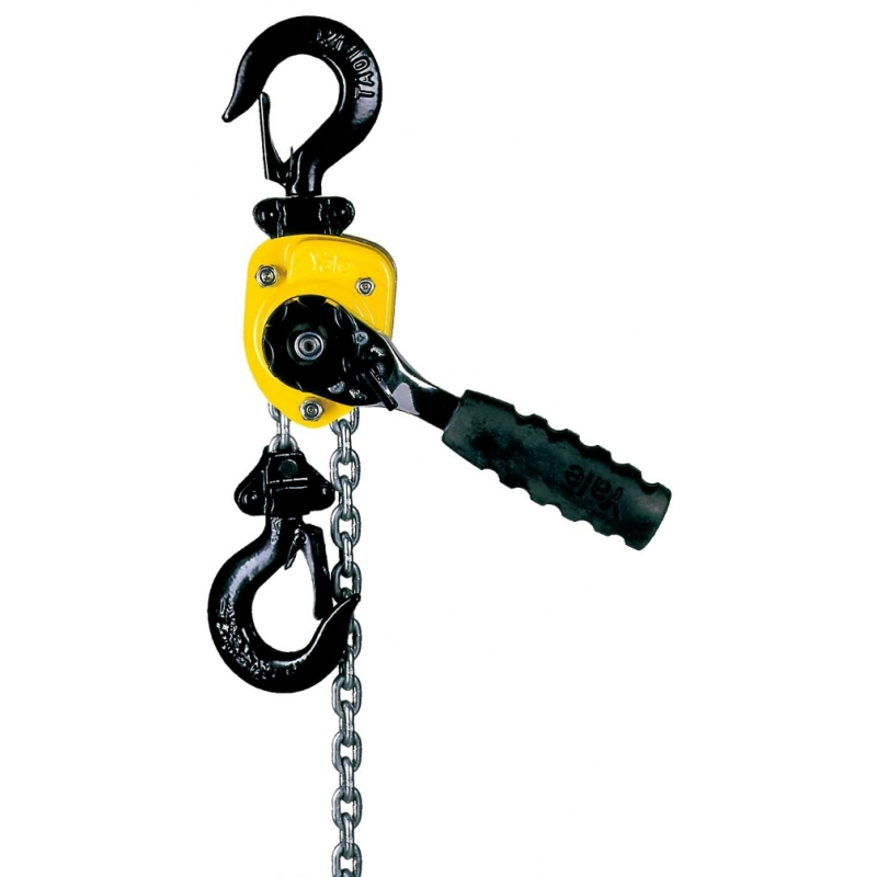 Zdjęcie / YALEHANDY 250 - Wciągnik łańcuchowy z napędem dźwigniowym