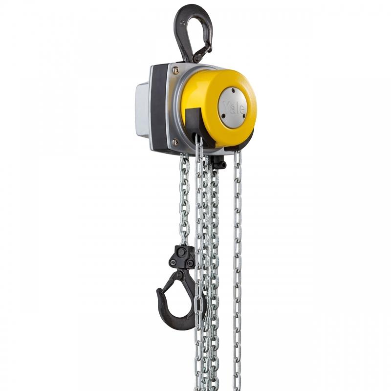 Zdjęcie / YL 2000-Wciągnik łańcuchowy z napędem ręcznym łańcuchowym