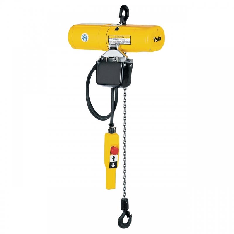 Zdjęcie / CPS 1-10-Elektryczny wciągnik łańcuchowy z hakiem nośnym