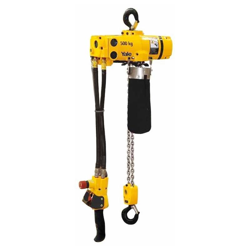 Zdjęcie / CPA 75-2-Wciągnik łańcuchowy z napędem pneumatycznym