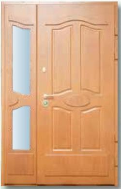 Drzw antywłamaniowe DC3.1/2