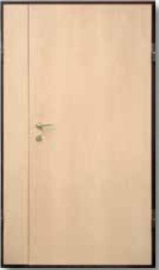 Lekkie drzwi antywłamaniowe DL 1.1/2