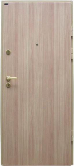 Lekkie drzwi antywłamaniowe DL 1.1
