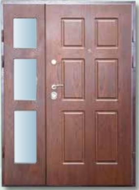 Drzwi antywłamaniowe DL 1.4/2 DRAGON