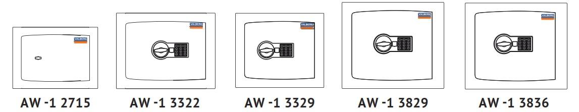 Typoszereg AW-1
