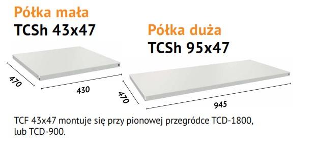 Półki TC