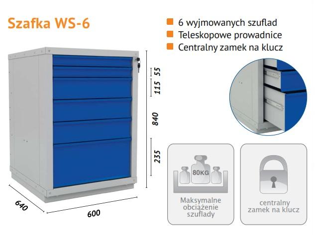 Szafka WS